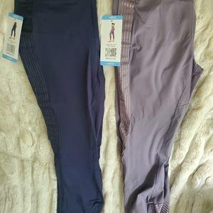 NWT Active Life workout pants (set of 2)
